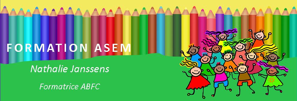 Nathalie janssens – formation ASEM Logo